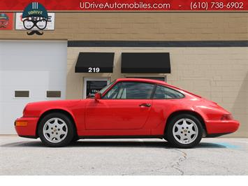 1991 Porsche 911 Carrera 2 Coupe 5 Speed Coupe