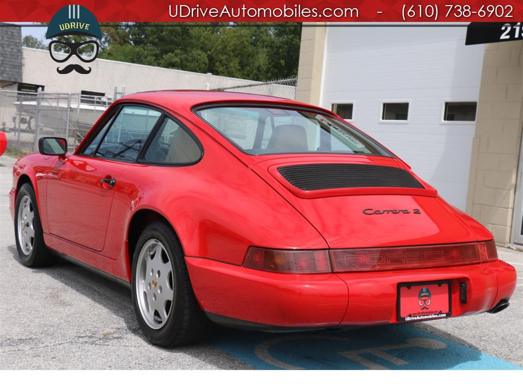 1991 Porsche 911 Carrera 2 Coupe 5 Speed - Photo 17 - West Chester, PA 19382