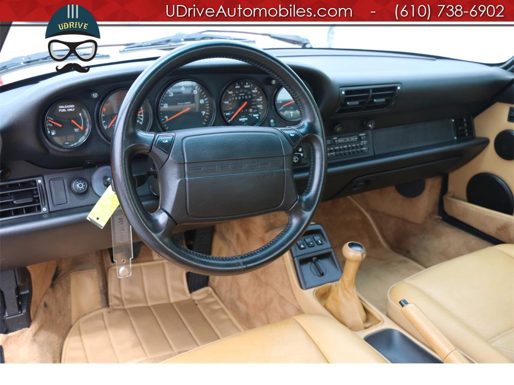 1991 Porsche 911 Carrera 2 Coupe 5 Speed - Photo 22 - West Chester, PA 19382