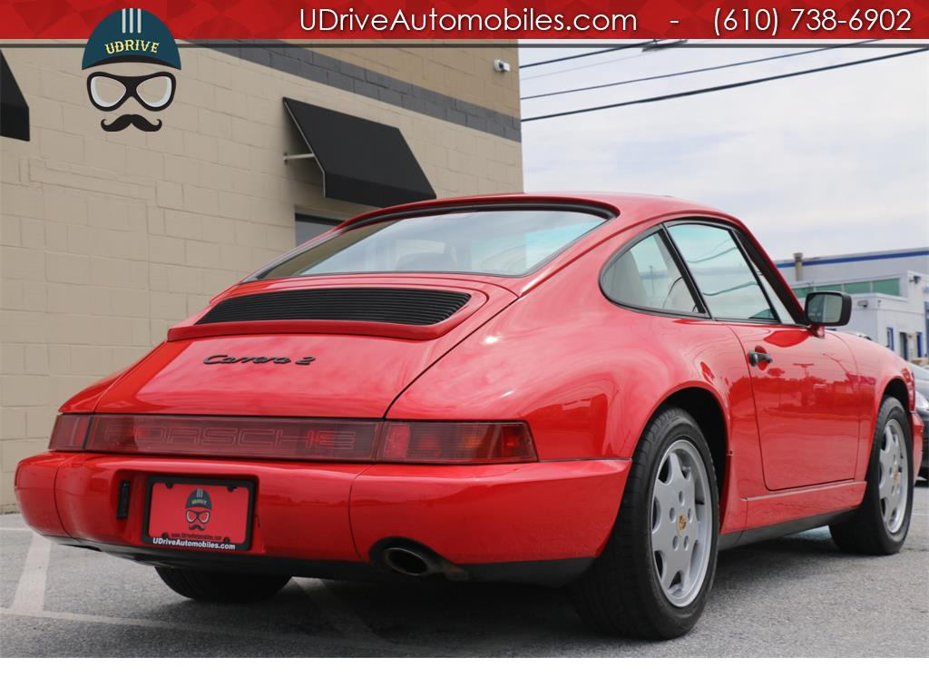 1991 Porsche 911 Carrera 2 Coupe 5 Speed - Photo 13 - West Chester, PA 19382