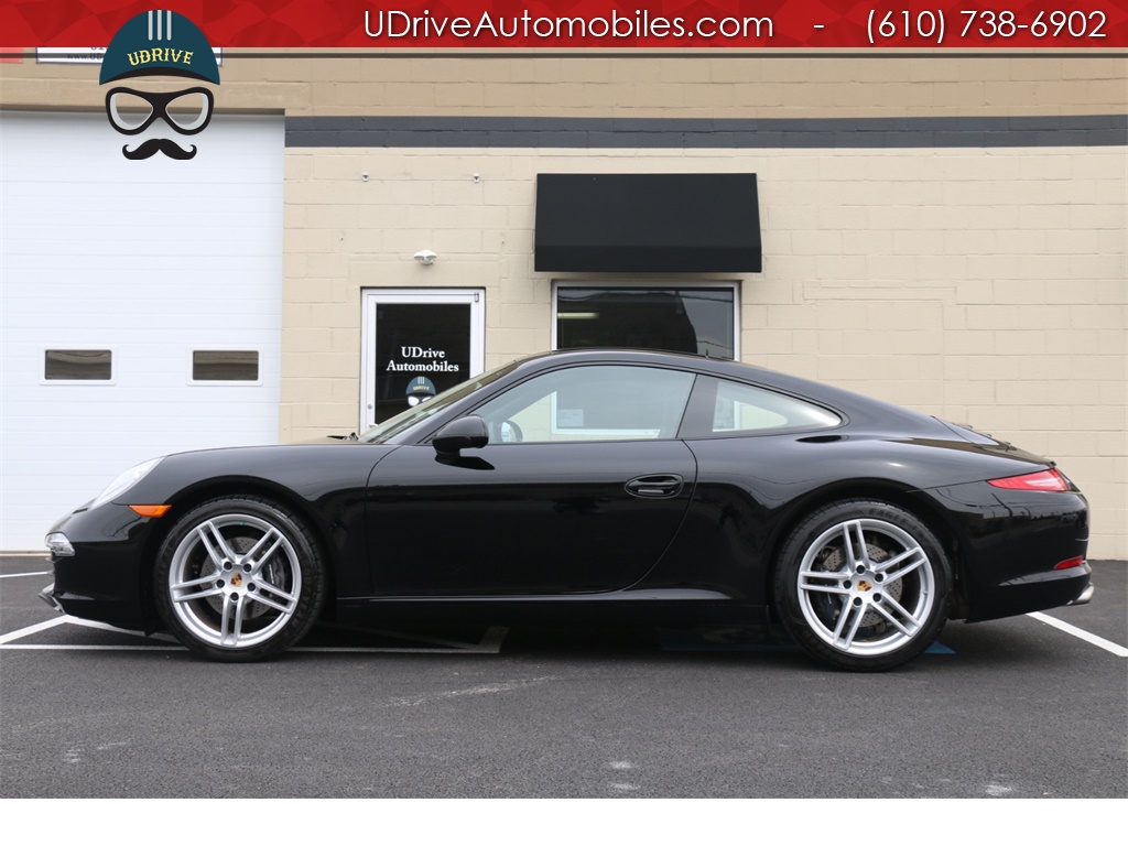 2014 Porsche 911 8k Miles 7 Speed Manual Black over Black 911 991 - Photo 1 - West Chester, PA 19382