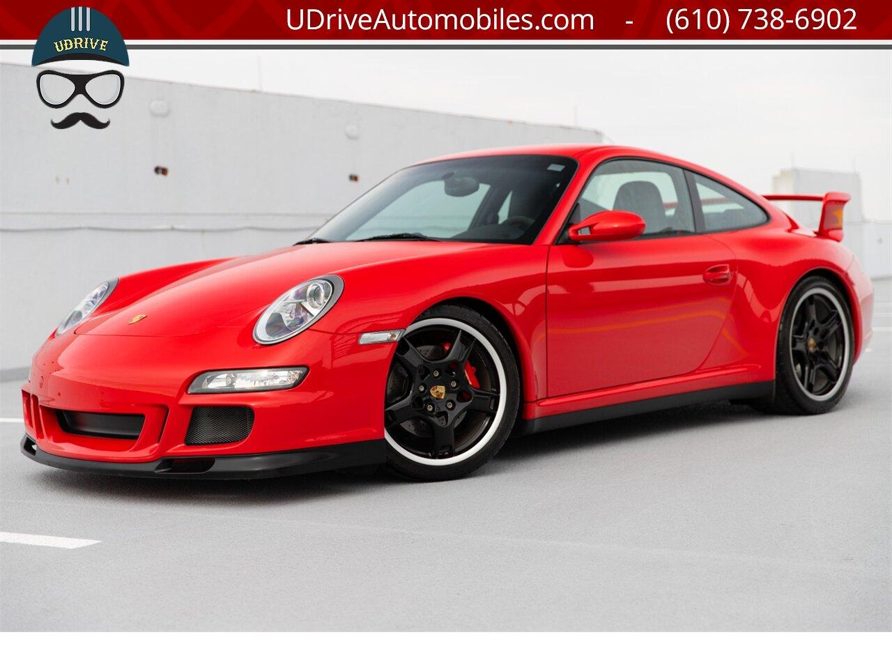 2007 Porsche 911 C4s 6 Speed Aerokit 1 Of A Kind Factory Options