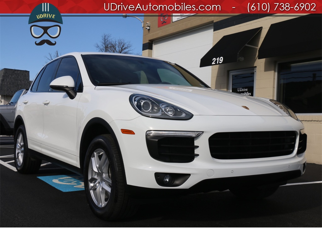 2016 Porsche Cayenne 1 Owner Cayenne Heated Vented Seats Bose Prem Pkg - Photo 9 - West Chester, PA 19382