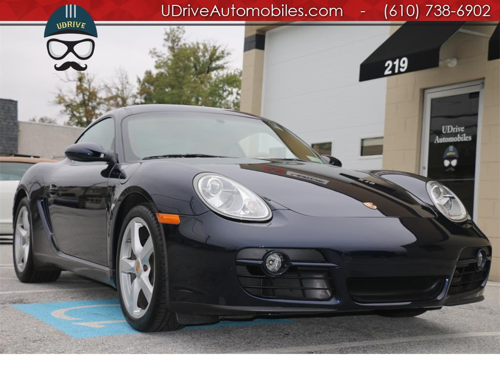 2007 Porsche Cayman 5 Speed Manual Heated Seats 18in Cayman S Wheels - Photo 5 - West Chester, PA 19382