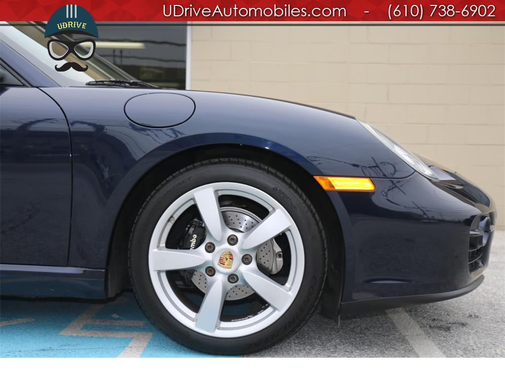 2007 Porsche Cayman 5 Speed Manual Heated Seats 18in Cayman S Wheels - Photo 6 - West Chester, PA 19382