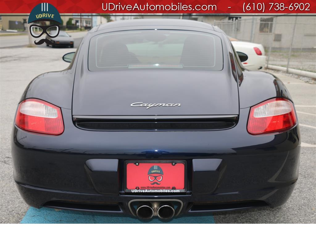 2007 Porsche Cayman 5 Speed Manual Heated Seats 18in Cayman S Wheels - Photo 12 - West Chester, PA 19382