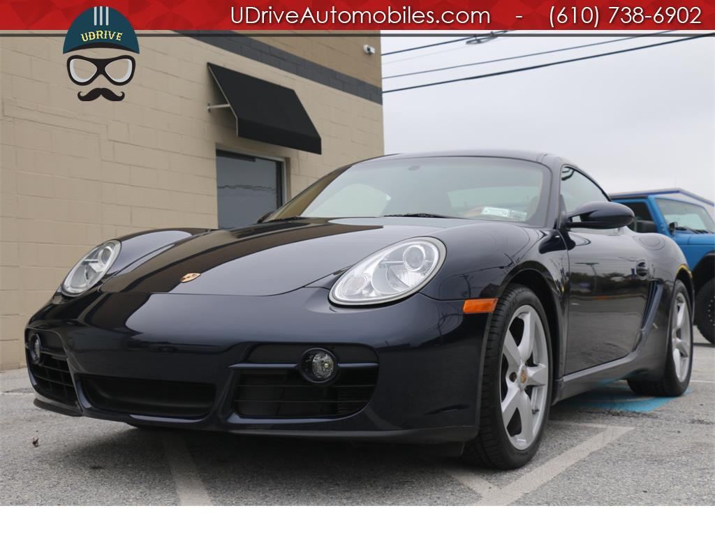 2007 Porsche Cayman 5 Speed Manual Heated Seats 18in Cayman S Wheels - Photo 2 - West Chester, PA 19382
