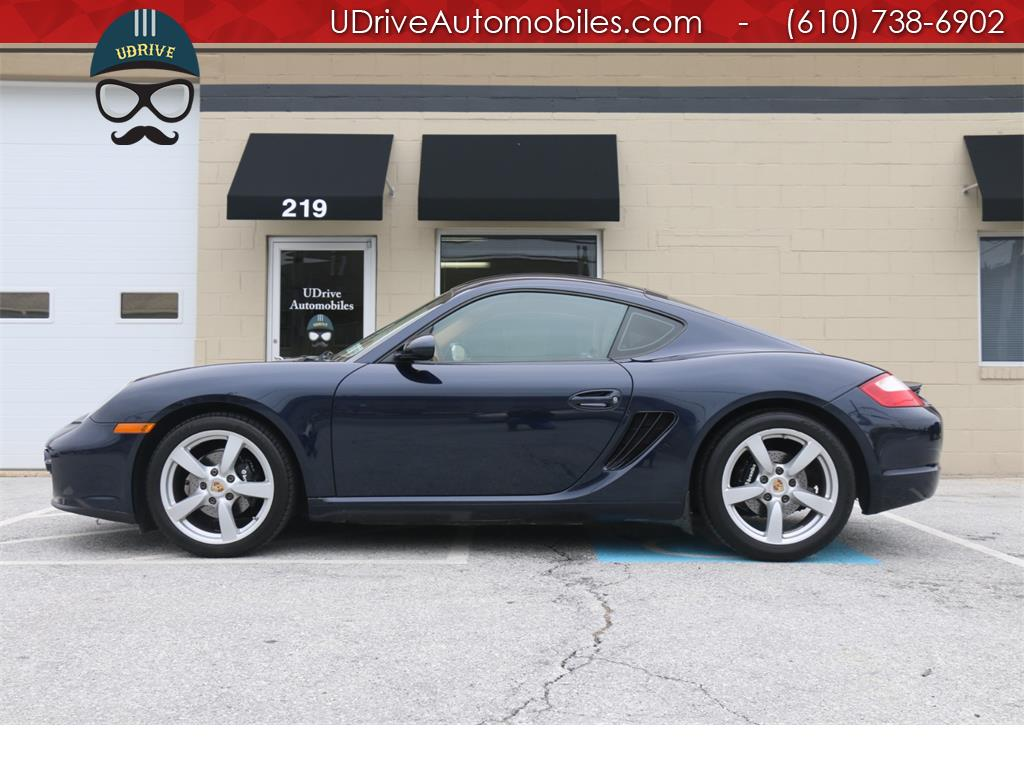 2007 Porsche Cayman 5 Speed Manual Heated Seats 18in Cayman S Wheels - Photo 1 - West Chester, PA 19382