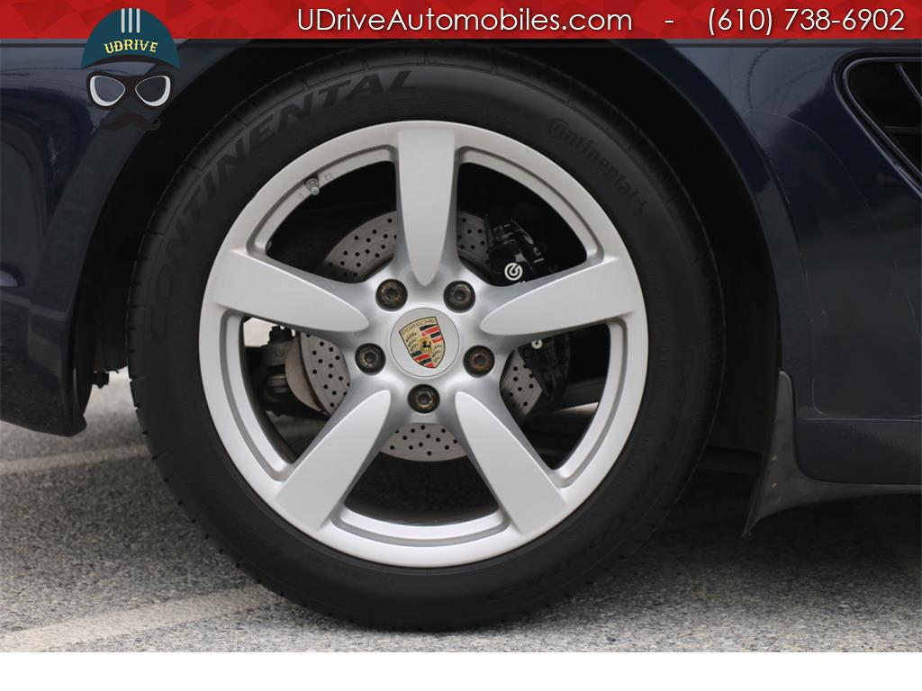 2007 Porsche Cayman 5 Speed Manual Heated Seats 18in Cayman S Wheels - Photo 9 - West Chester, PA 19382