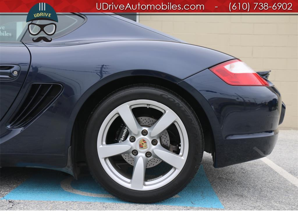 2007 Porsche Cayman 5 Speed Manual Heated Seats 18in Cayman S Wheels - Photo 15 - West Chester, PA 19382
