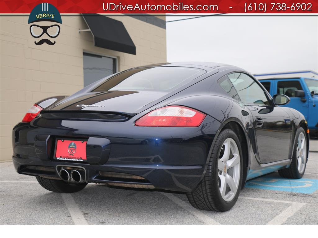 2007 Porsche Cayman 5 Speed Manual Heated Seats 18in Cayman S Wheels - Photo 10 - West Chester, PA 19382