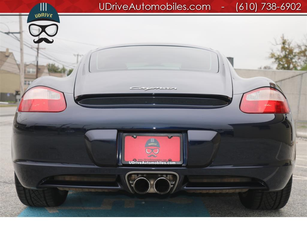 2007 Porsche Cayman 5 Speed Manual Heated Seats 18in Cayman S Wheels - Photo 11 - West Chester, PA 19382