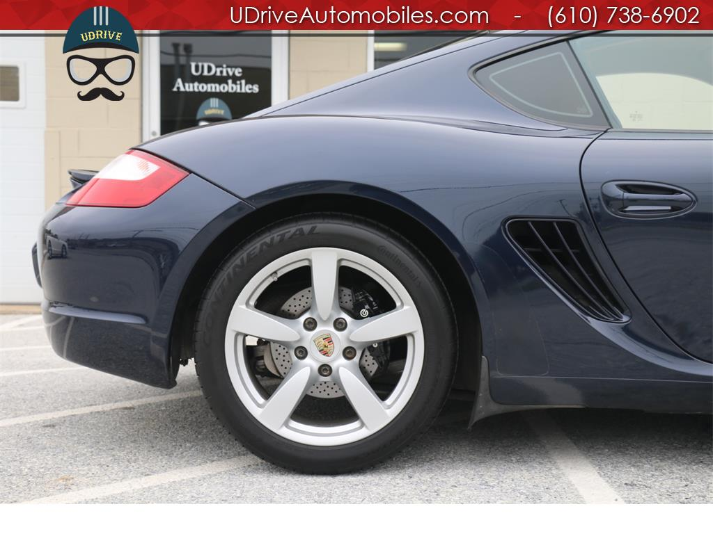2007 Porsche Cayman 5 Speed Manual Heated Seats 18in Cayman S Wheels - Photo 8 - West Chester, PA 19382