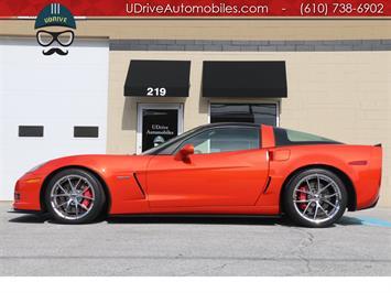 2011 Chevrolet Corvette Z06 3LZ Carbon Fiber Pkg $91k MSRP NAV Heated Seat Coupe
