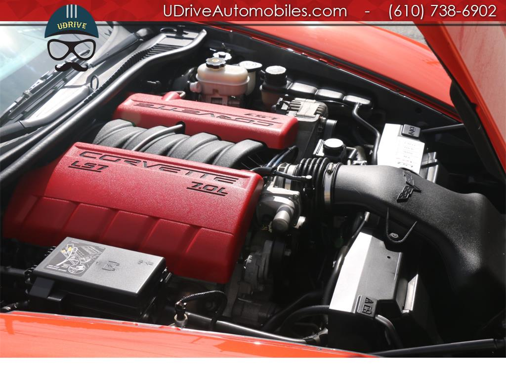 2011 Chevrolet Corvette Z06 3LZ Carbon Fiber Pkg $91k MSRP NAV Heated Seat - Photo 28 - West Chester, PA 19382