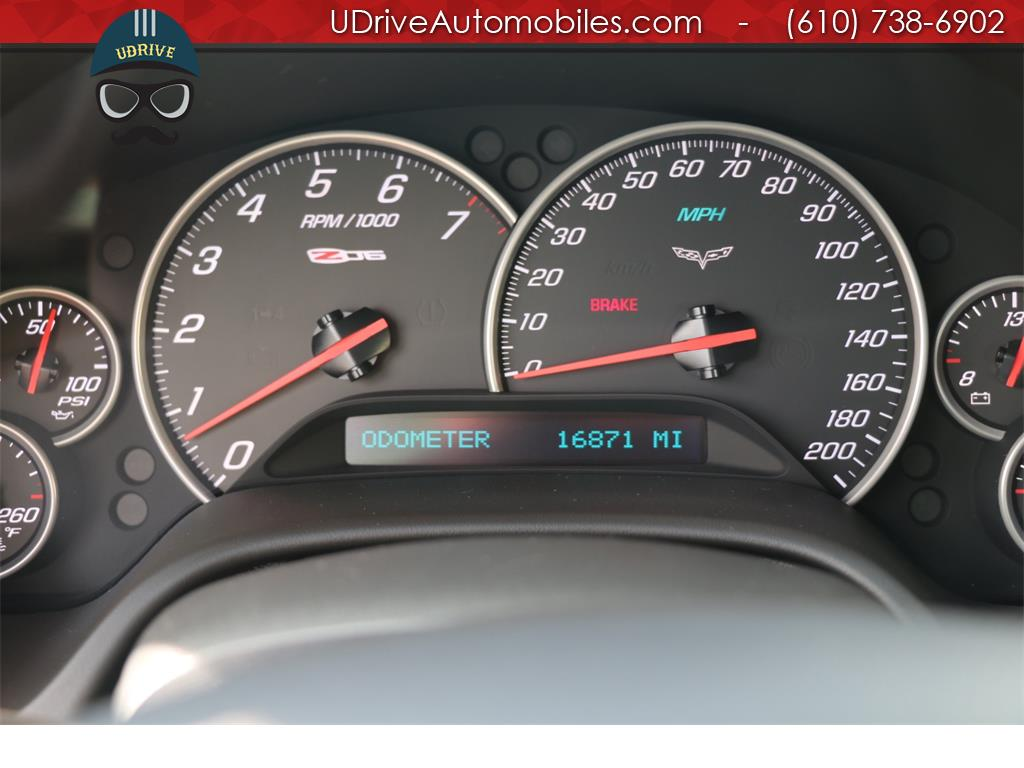 2011 Chevrolet Corvette Z06 3LZ Carbon Fiber Pkg $91k MSRP NAV Heated Seat - Photo 21 - West Chester, PA 19382