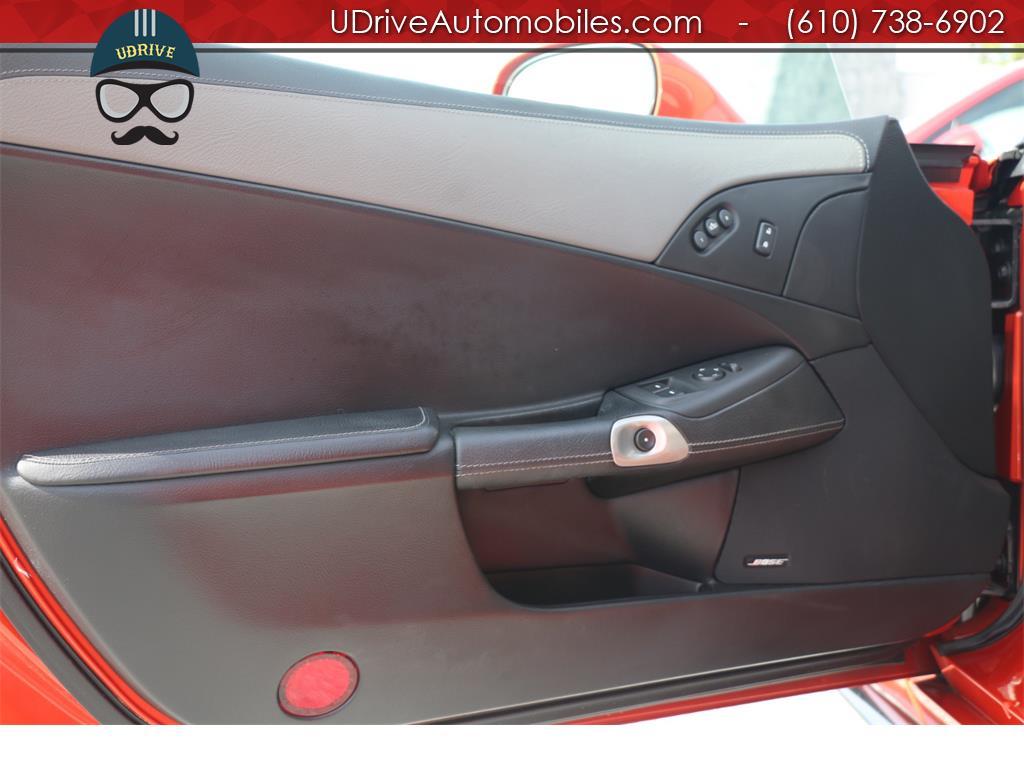 2011 Chevrolet Corvette Z06 3LZ Carbon Fiber Pkg $91k MSRP NAV Heated Seat - Photo 17 - West Chester, PA 19382