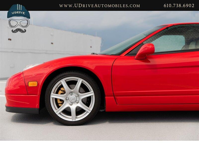 2004 Acura NSX photo
