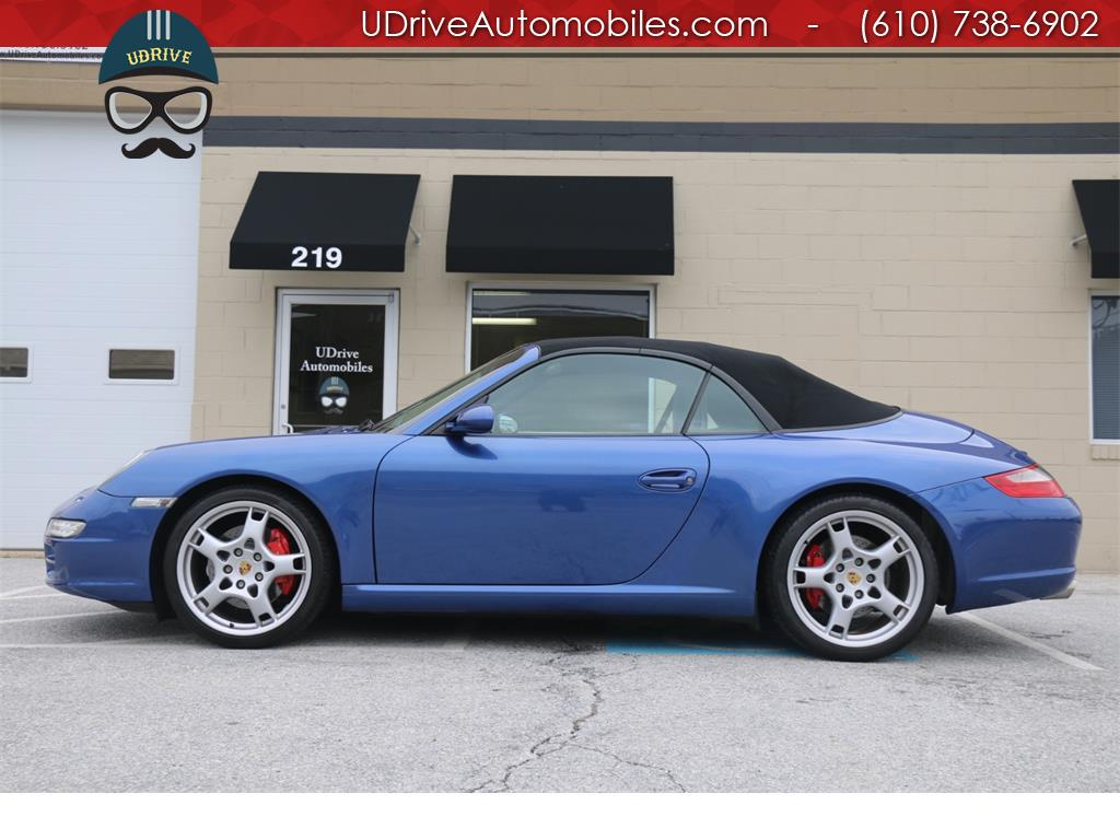 2005 Porsche 911 Carrera S 6 Speed Adap Sport Seats Chrono Nav - Photo 27 - West Chester, PA 19382