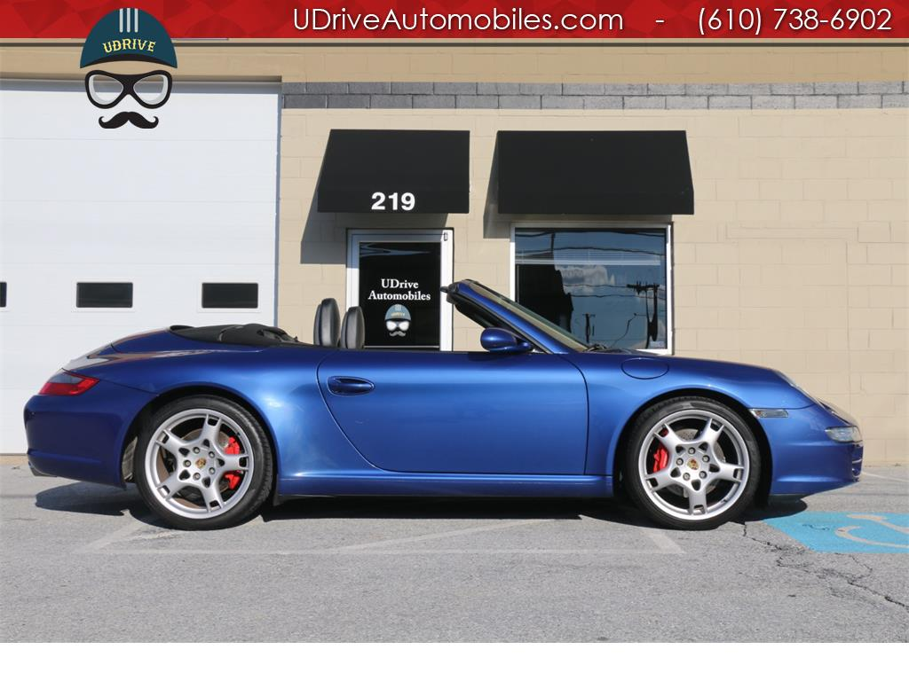 2005 Porsche 911 Carrera S 6 Speed Adap Sport Seats Chrono Nav - Photo 8 - West Chester, PA 19382