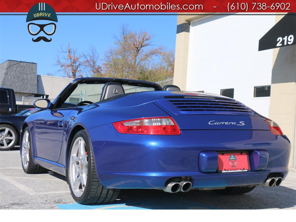 2005 Porsche 911 Carrera S 6 Speed Adap Sport Seats Chrono Nav - Photo 14 - West Chester, PA 19382