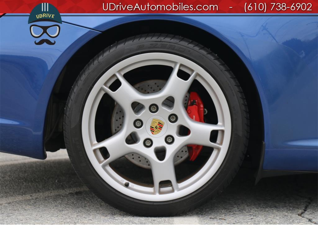 2005 Porsche 911 Carrera S 6 Speed Adap Sport Seats Chrono Nav - Photo 33 - West Chester, PA 19382