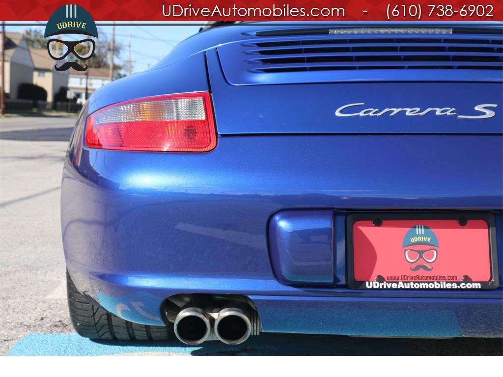 2005 Porsche 911 Carrera S 6 Speed Adap Sport Seats Chrono Nav - Photo 13 - West Chester, PA 19382