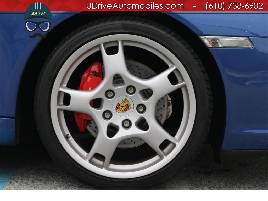 2005 Porsche 911 Carrera S 6 Speed Adap Sport Seats Chrono Nav - Photo 32 - West Chester, PA 19382