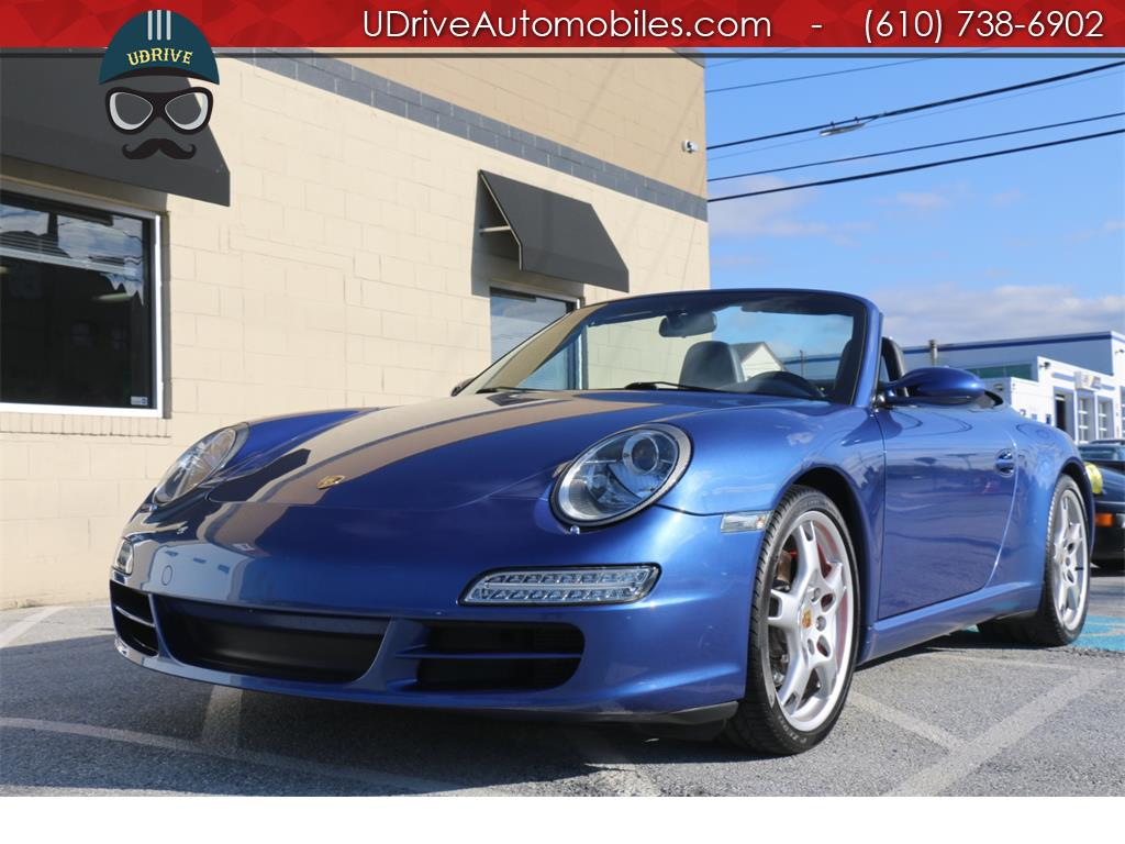 2005 Porsche 911 Carrera S 6 Speed Adap Sport Seats Chrono Nav - Photo 3 - West Chester, PA 19382