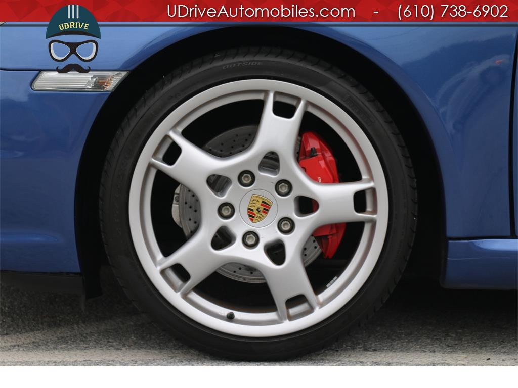 2005 Porsche 911 Carrera S 6 Speed Adap Sport Seats Chrono Nav - Photo 31 - West Chester, PA 19382