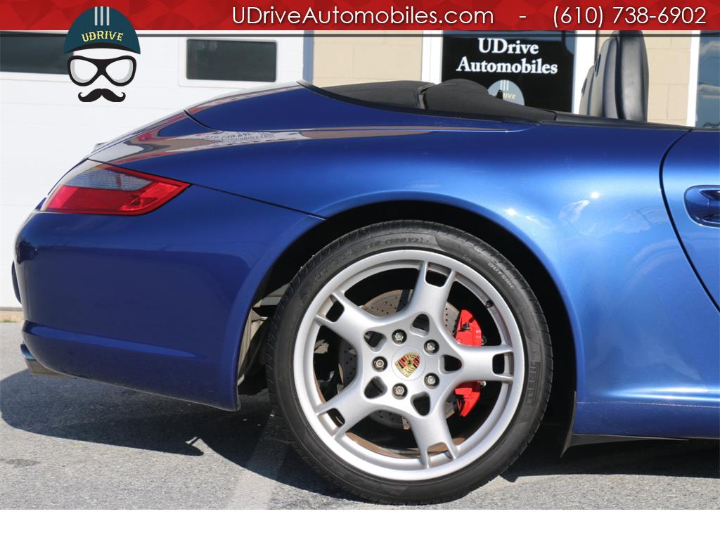 2005 Porsche 911 Carrera S 6 Speed Adap Sport Seats Chrono Nav - Photo 10 - West Chester, PA 19382