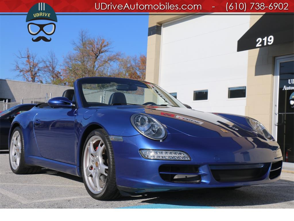 2005 Porsche 911 Carrera S 6 Speed Adap Sport Seats Chrono Nav - Photo 7 - West Chester, PA 19382