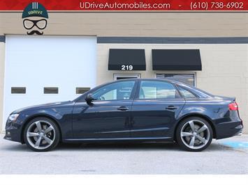 2014 Audi S4 $61k MSRP Prestige Black Optic Sport Diff Warranty Sedan