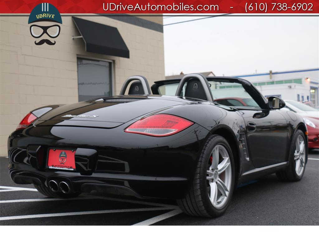 2010 Porsche Boxster 25k Miles Boxster S Triple Black PDK Hts Sts Bose - Photo 13 - West Chester, PA 19382