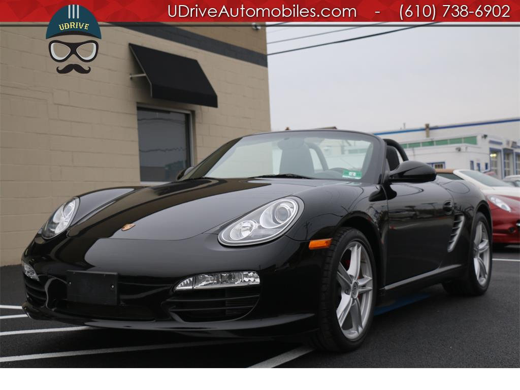 2010 Porsche Boxster 25k Miles Boxster S Triple Black PDK Hts Sts Bose - Photo 4 - West Chester, PA 19382