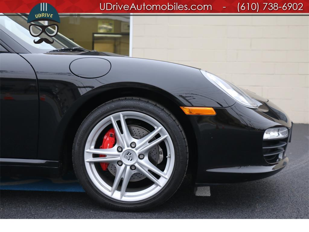 2010 Porsche Boxster 25k Miles Boxster S Triple Black PDK Hts Sts Bose - Photo 10 - West Chester, PA 19382