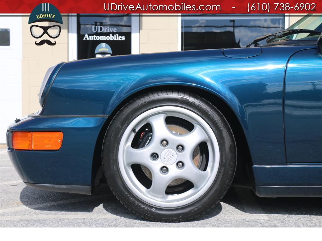 1994 Porsche 911 Rare 964 C2 Coupe 5 Speed Extensive Serv History - Photo 2 - West Chester, PA 19382