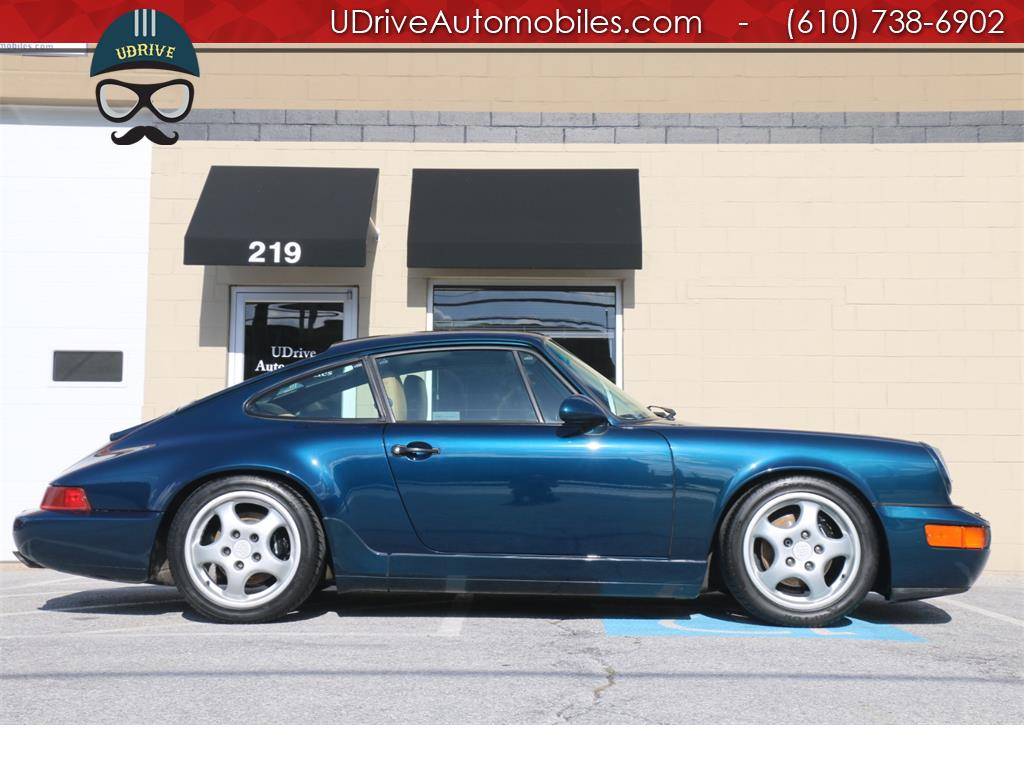1994 Porsche 911 Rare 964 C2 Coupe 5 Speed Extensive Serv History - Photo 10 - West Chester, PA 19382