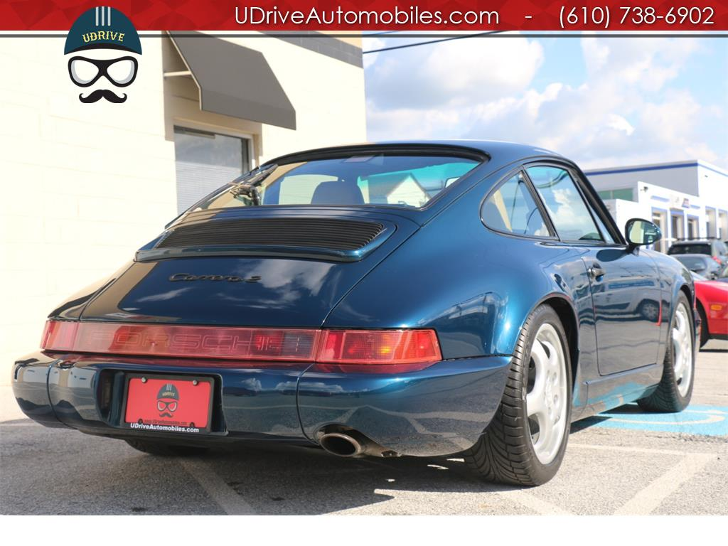 1994 Porsche 911 Rare 964 C2 Coupe 5 Speed Extensive Serv History - Photo 12 - West Chester, PA 19382