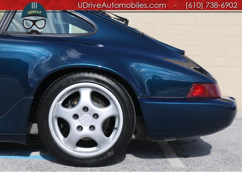 1994 Porsche 911 Rare 964 C2 Coupe 5 Speed Extensive Serv History - Photo 20 - West Chester, PA 19382