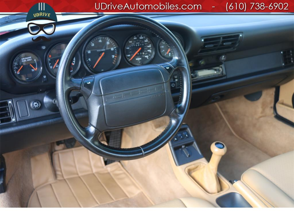 1994 Porsche 911 Rare 964 C2 Coupe 5 Speed Extensive Serv History - Photo 24 - West Chester, PA 19382