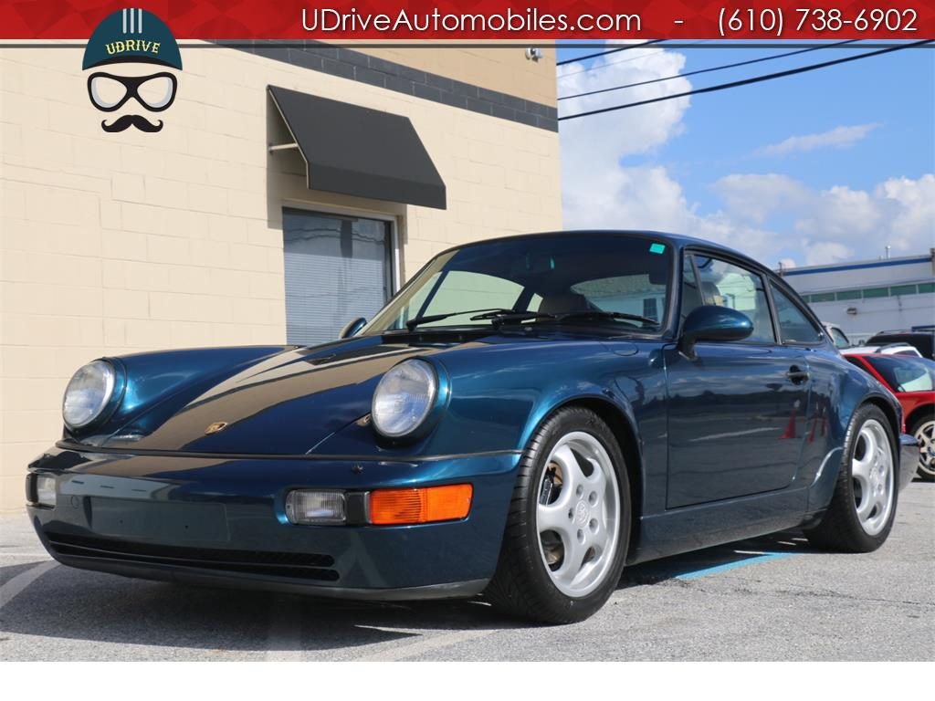 1994 Porsche 911 Rare 964 C2 Coupe 5 Speed Extensive Serv History - Photo 3 - West Chester, PA 19382