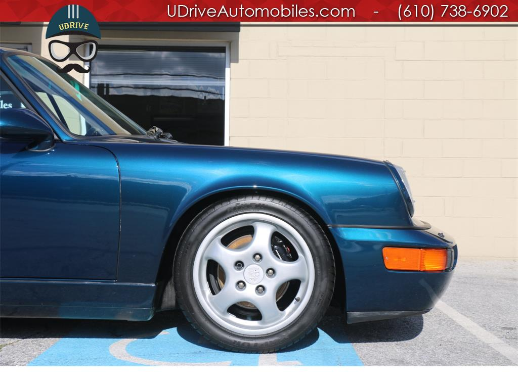 1994 Porsche 911 Rare 964 C2 Coupe 5 Speed Extensive Serv History - Photo 8 - West Chester, PA 19382