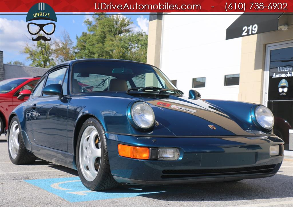 1994 Porsche 911 Rare 964 C2 Coupe 5 Speed Extensive Serv History - Photo 7 - West Chester, PA 19382