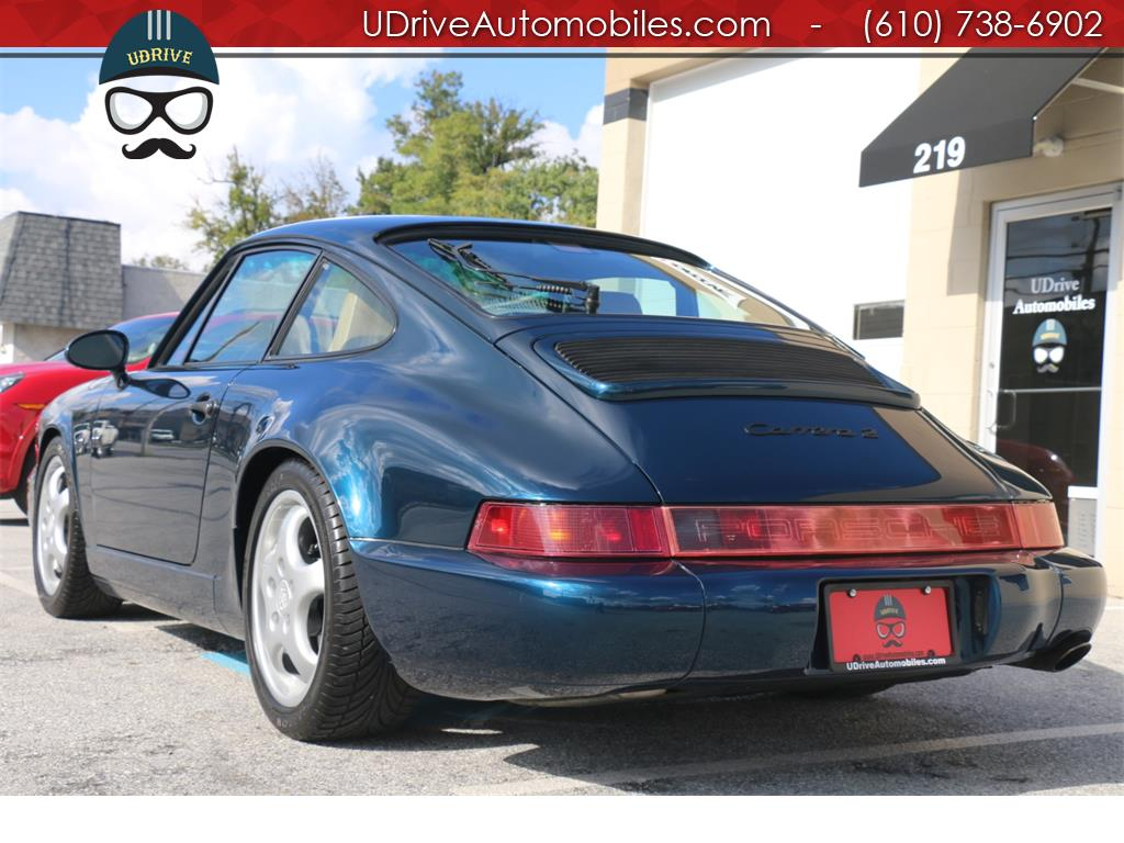1994 Porsche 911 Rare 964 C2 Coupe 5 Speed Extensive Serv History - Photo 19 - West Chester, PA 19382