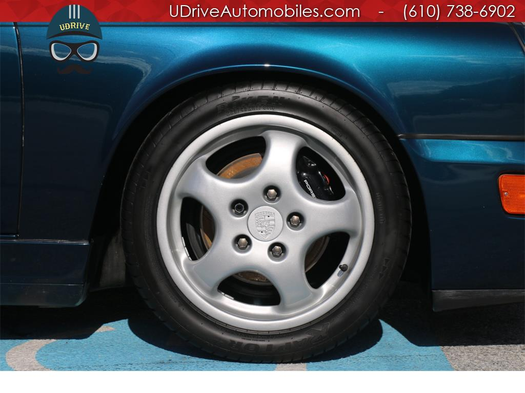 1994 Porsche 911 Rare 964 C2 Coupe 5 Speed Extensive Serv History - Photo 38 - West Chester, PA 19382