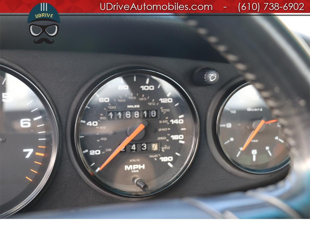 1994 Porsche 911 Rare 964 C2 Coupe 5 Speed Extensive Serv History - Photo 25 - West Chester, PA 19382
