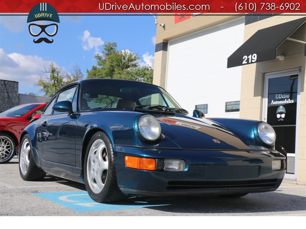 1994 Porsche 911 Rare 964 C2 Coupe 5 Speed Extensive Serv History - Photo 9 - West Chester, PA 19382