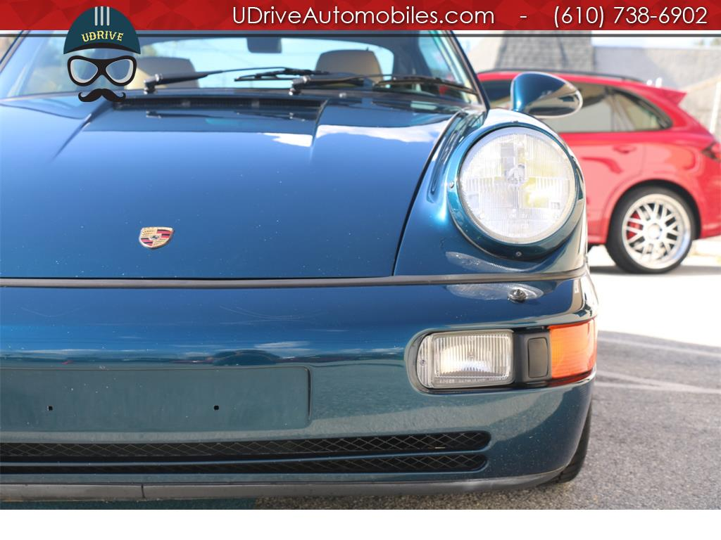 1994 Porsche 911 Rare 964 C2 Coupe 5 Speed Extensive Serv History - Photo 5 - West Chester, PA 19382