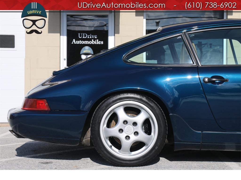 1994 Porsche 911 Rare 964 C2 Coupe 5 Speed Extensive Serv History - Photo 11 - West Chester, PA 19382